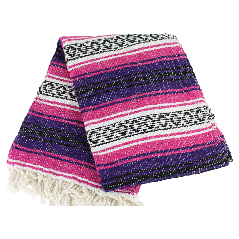 Mexitraders - Mexican Falsa Blankets 1 9x 1 2m - click for colour